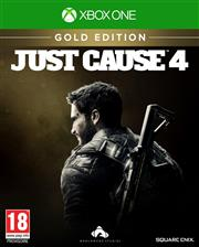Just Cause 4 (Gold Edition) Xbox One