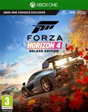 Forza Horizon 4 (Deluxe Edition) Xbox One