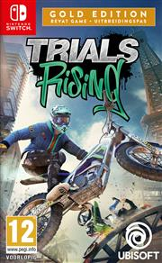 Trials Rising (Gold Edition) Nintendo Switch