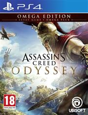 Assassin's Creed Odyssey (Omega Edition) Playstation 4