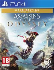 Assassin's Creed Odyssey (Gold Edition) Playstation 4