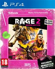 Rage 2 (Deluxe Edition) Playstation 4