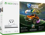 Microsoft Xbox One S Console Wit (1 TB) + Rocket League