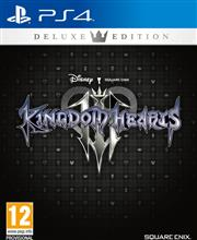 Kingdom Hearts 3 (III) (Deluxe Edition) Playstation 4