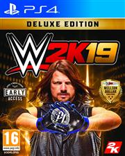 WWE 2K19 (Deluxe Edition) Playstation 4