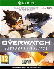 Overwatch (Legendary Edition) Xbox One