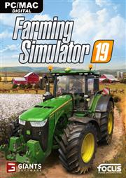 Farming Simulator 19 (Digitaal Code) PC / MAC