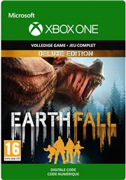 Earth Fall Deluxe Edition (Digitaal Code) Xbox One
