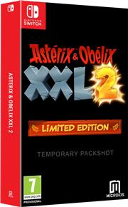 Asterix & Obelix XXL 2 (Limited Edition) Nintendo Switch