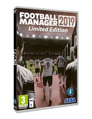 Football Manager 2019 (Limited Edition) PC