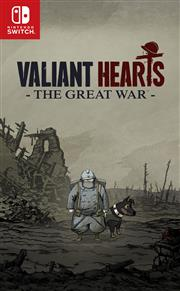 Valiant Hearts The Great War Nintendo Switch