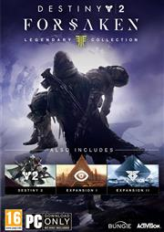 Destiny 2 Forsaken (Legendary Collection) PC