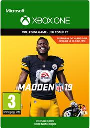 Madden NFL 19 (Digitaal Code) Xbox One