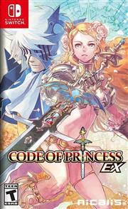 Code Of Princess Ex Nintendo Switch