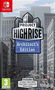Project Highrise Architects Edition Nintendo Switch