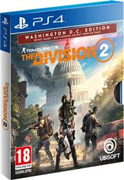 Tom Clancy's The Division 2 (Washington D.C. Edition) Playstation 4