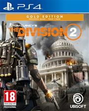 Tom Clancy's The Division 2 (Gold Edition) Playstation 4