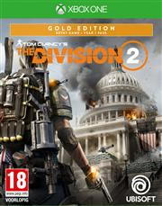 Tom Clancy's The Division 2 (Gold Edition) Xbox One