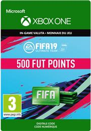 Fifa 19 Ultimate Team 500 Points (Digitaal Code) Xbox One