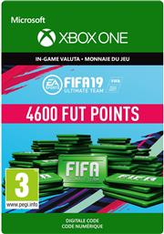 Fifa 19 Ultimate Team 4.600 Points (Digitaal Code) Xbox One