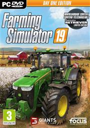 Farming Simulator 19 (Day One Edition) PC