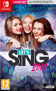 Let's Sing 2019 Nintendo Switch