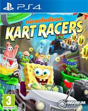 Nickelodeon Kart Racers Playstation 4