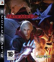 Devil May Cry 4 PlayStation 3
