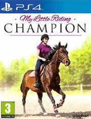 My Little Riding Champion Playstation 4