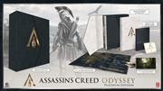Assassin's Creed Odyssey Official Collector's Edition Strategy Guide (Hintboek)