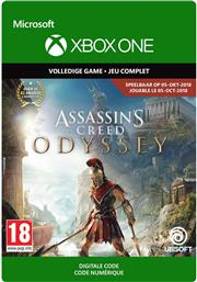 Assassin's Creed Odyssey (Digitaal Code) Xbox One