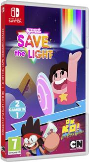 Steven Universe Save The Light Nintendo Switch