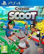 Crayola Scoot Playstation 4
