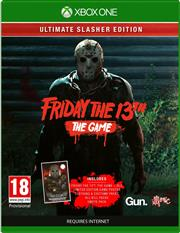 Friday the 13th The Game (Ultimate Slasher Edition) Xbox One