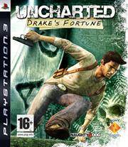 Uncharted Drake's Fortune PlayStation 3