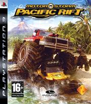 MotorStorm Pacific Rift PlayStation 3