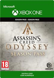 Assassin's Creed Odyssey Season Pass (Digitaal Code) Xbox One