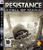 Resistance Fall of Man PlayStation 3