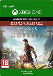Assassin's Creed Odyssey Deluxe Edition (Digitaal Code) Xbox One