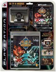 The Eye of Judgment + Camera + Mat + Game Cards PlayStation 3