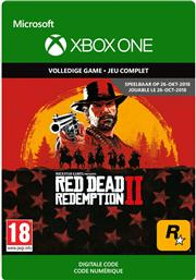 Red Dead Redemption 2 (Digitaal Code) Xbox One