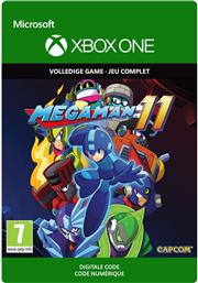 Mega Man 11 (Digitaal Code) Xbox One