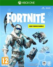 Fortnite Deep Freeze Bundle (Code in Box) Xbox One