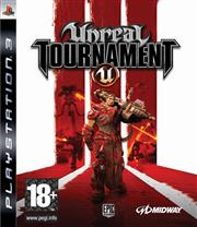 Unreal Tournament 3 PlayStation 3