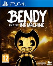 Bendy and the Ink Machine Playstation 4