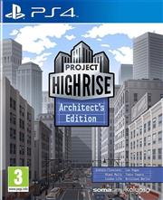 Project Highrise Architects Edition Playstation 4