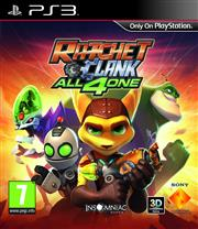 Ratchet & Clank All 4 One PlayStation 3