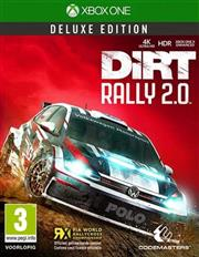 DiRT Rally 2.0 (Deluxe Edition) Xbox One