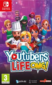 Youtubers Life Nintendo Switch