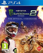 Monster Energy Supercross 2 Playstation 4